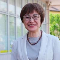 金沢センターの超越瞑想教師の斎藤晶子の写真