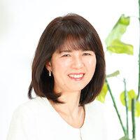渋谷センターの超越瞑想教師の高橋恵里の写真