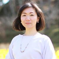 浜松連絡オフィスの超越瞑想教師の原田夕希帆の写真