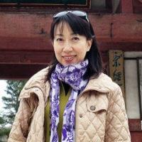 小田原オフィスの超越瞑想教師の木村ゆりの写真